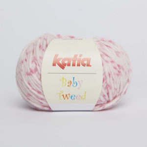 BABY TWEED KATIA Coloris N°203 Multicolore