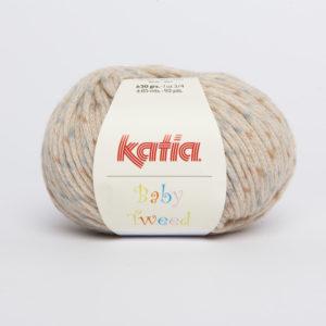 BABY TWEED KATIA Coloris N°205 Multicolore