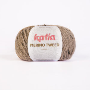 Merino Tweed de KATIA Coloris N°301
