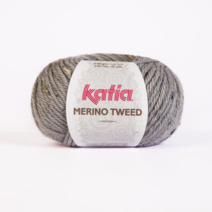 Merino Tweed de KATIA Coloris N°307