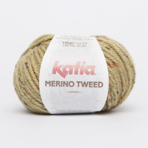 Merino Tweed de KATIA Coloris N°410