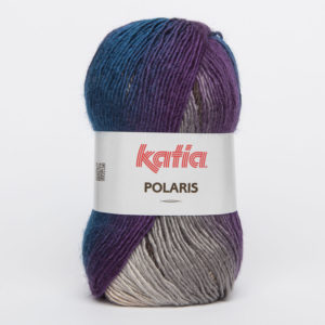 POLARIS N°65 de KATIA pelote de 100 g coloris Multicolore