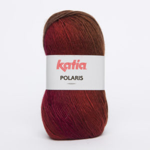 POLARIS N°70 de KATIA pelote de 100 g coloris Multicolore