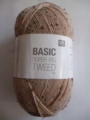 BASIC SUPER BIG TWEED de RICO DESIGN Coloris N°5
