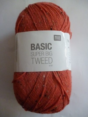 BASIC SUPER BIG TWEED de RICO DESIGN Coloris N°6