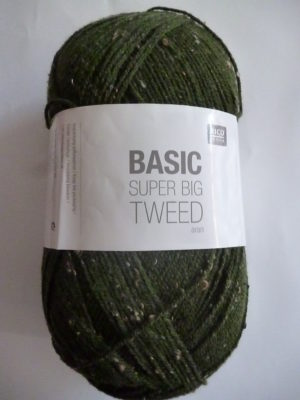 BASIC SUPER BIG TWEED de RICO DESIGN Coloris N°7