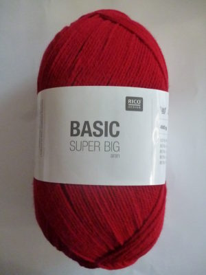 BASIC SUPER BIG de RICO DESIGN Coloris N°11