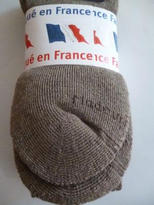 Lot 3 Paires de Chaussettes Françaises 39/42 Perrin