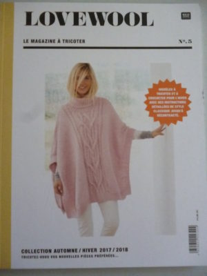 LOVEWOOL N°5 de RICO DESIGN