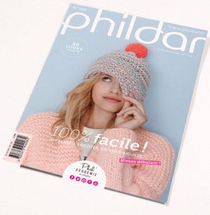 Phildar N°149 – 100% Facile Femme – 30 Looks Automne-Hiver 2017/18