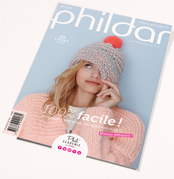 kit tricot debutant phildar