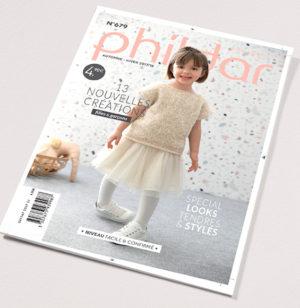 Phildar N°679 Enfant – Spécial looks tendres Automne-Hiver 2017/18