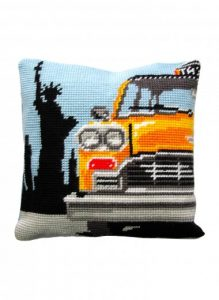 coussin cadillac