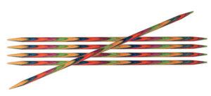 Aiguilles à tricoter double pointes bouleau 20 cm KnitPro