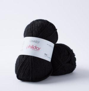 Charly de Phildar coloris Noir