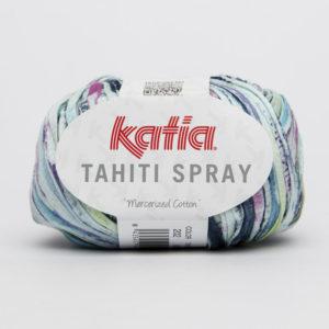 TAHITI SPRAY N°202 Coton de KATIA