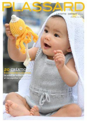 Plassard N°139 Layette Enfants Printemps-Été 2018