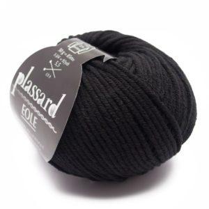 ÉOLE de PLASSARD coloris N°60 Noir