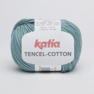TENCEL-COTTON de KATIA Coloris N°10