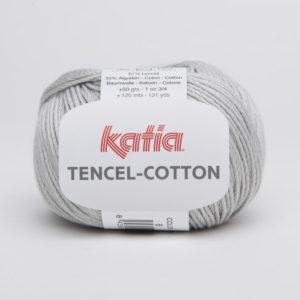 TENCEL-COTTON de KATIA Coloris N°08