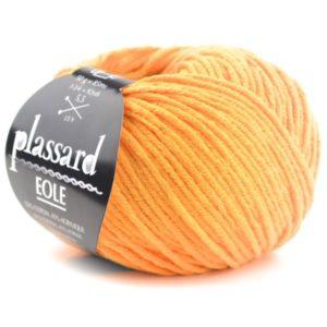 ÉOLE de PLASSARD coloris N°44 Orangeade