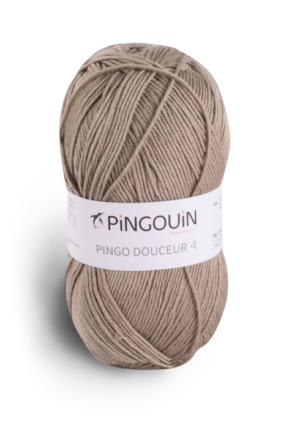 PINGO Douceur 4 de Pingouin Coloris Étain