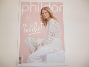 Phildar N°155 «Vive le Crochet» Printemps-Été 2018