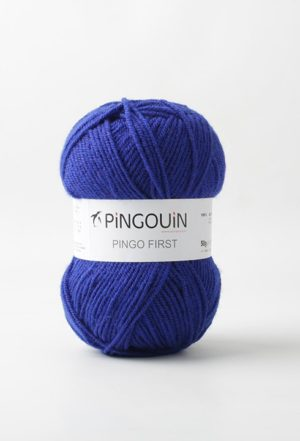 Pingo First coloris Outremer