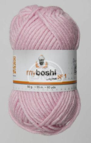My Boshi N°138 de D.M.C pelote de 50 g coloris Pink