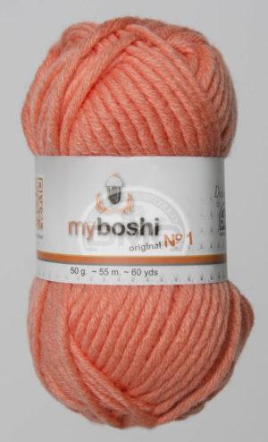 My Boshi N°141 de D.M.C pelote de 50 g coloris Salmon