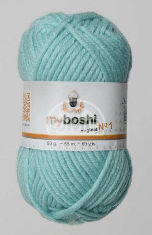 My Boshi N°158 de D.M.C pelote de 50 g coloris Pacific Blue
