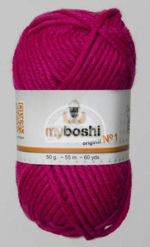 My Boshi N°162 de D.M.C pelote de 50 g coloris Magenta