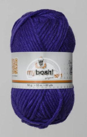 My Boshi N°163 de D.M.C pelote de 50 g coloris Violet