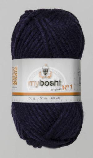 My Boshi N°165 de D.M.C pelote de 50 g coloris Plum