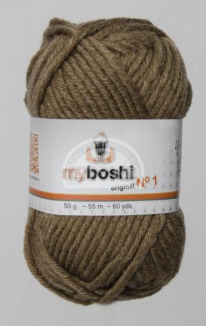 My Boshi N°172 de D.M.C pelote de 50 g coloris Ocre