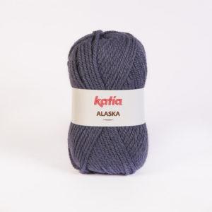 ALASKA N°26 de KATIA pelote de 100 g coloris Bleu Jeans