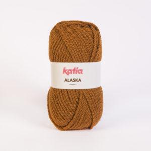 ALASKA KATIA pelote 100 g coloris N°34 Caramel Foncé