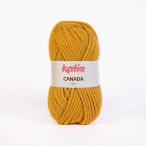 CANADA N°31 de KATIA pelote de 100 g coloris Safran