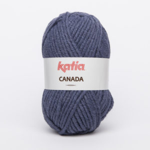 CANADA N°39 de KATIA pelote de 100 g coloris Bleu Jeans