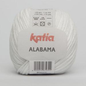 ALABAMA N°01 Coton de KATIA