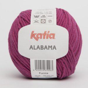 ALABAMA N°21 Coton de KATIA