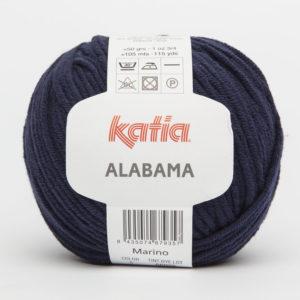 ALABAMA N°05 Coton de KATIA