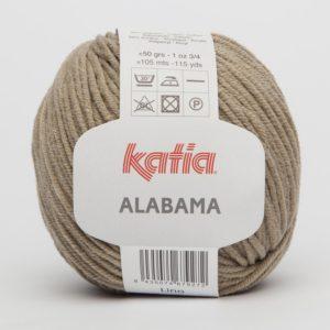 ALABAMA N°08 Coton de KATIA
