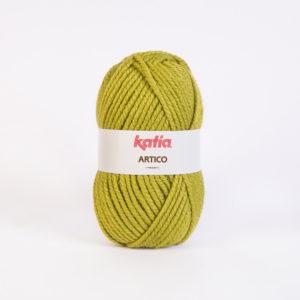 ARTICO N°15 de KATIA pelote de 200 g coloris Vert Anis