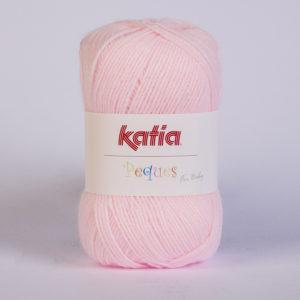 PEQUES N°84906 de KATIA pelote 50 g coloris Rose
