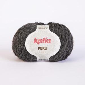 PERU N°13 de KATIA pelote de 100 g coloris Anthracite