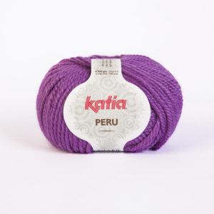 PERU N°28 de KATIA pelote de 100 g coloris Violet