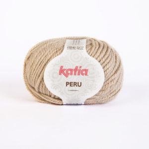 PERU N°07 de KATIA pelote de 100 g coloris Beige