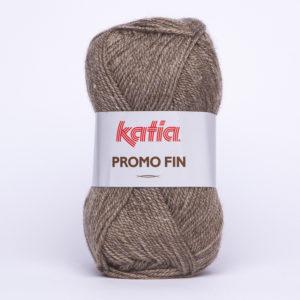 PROMO-FIN N°620 de KATIA pelote 50 g coloris Taupe
