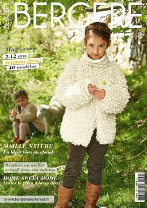 Catalogue Bergère de France N°180 « Enfants »